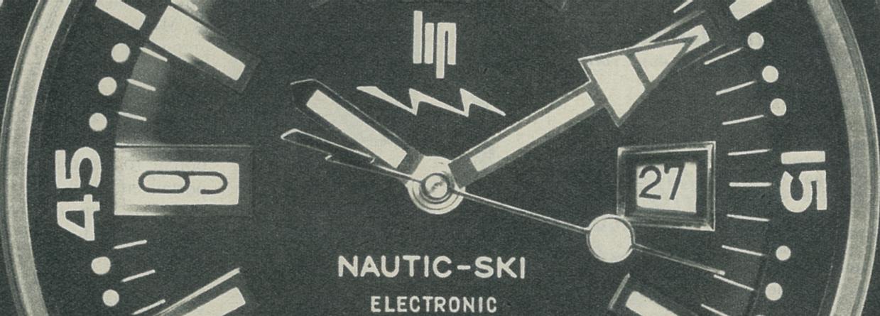 Partie d'une publicité Publicis de 1967, Source : HAOND Clément