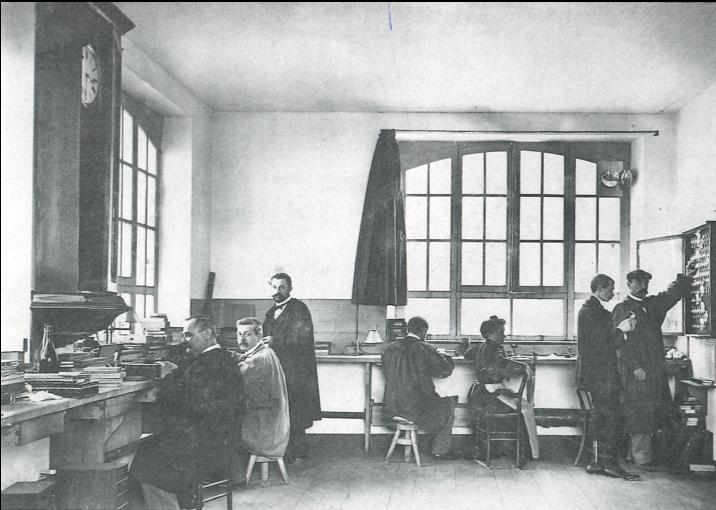 1867 : LA GENÈSE D'UNE ÉPOPÉE INDUSTRIELLE FAMILIALE