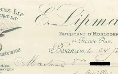 1844 – 1913 : Emmanuel LIPMANN