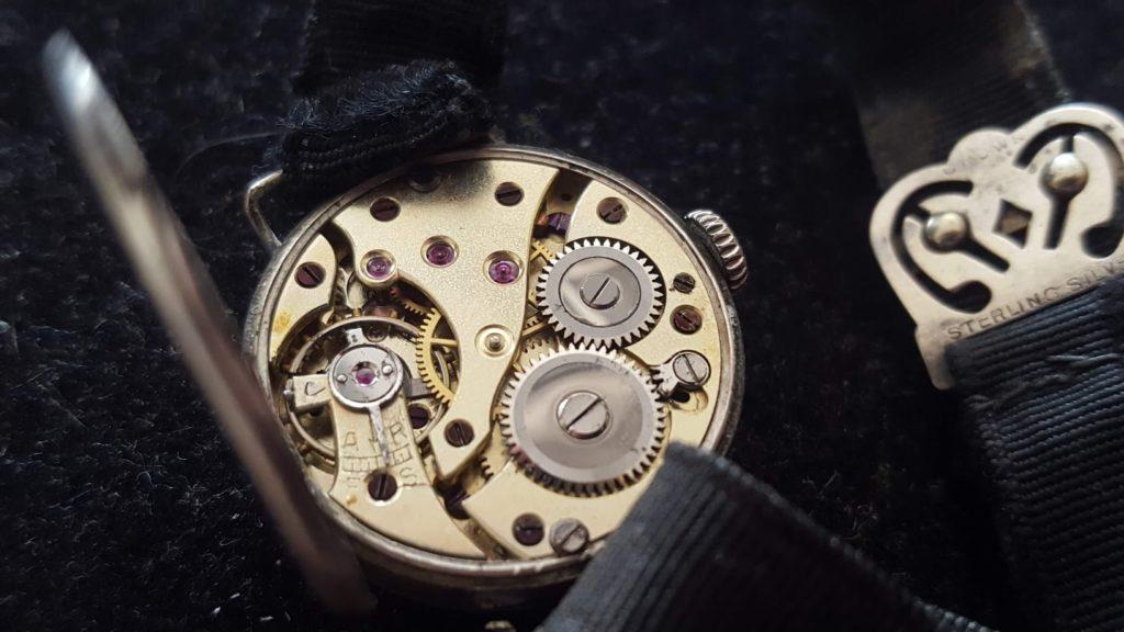Calibre Lip 20.3 montre bracelet LIPMANN 1899 mouvement manufacture