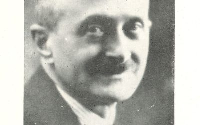1869 – 1943 : Ernest LIPMANN