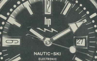 1966 – 1981 : Nautic-Ski Electronic, « Lip est toujours en avance d'une montre »