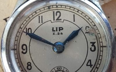 1940 : Produire sous l'Occupation, l'exemple du Calibre Lip I.24