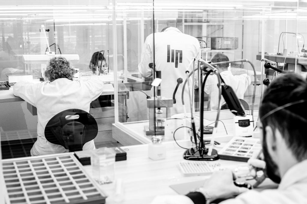 Atelier de fabrication Lip IV SMB Besançon @SMB-LIP (1)