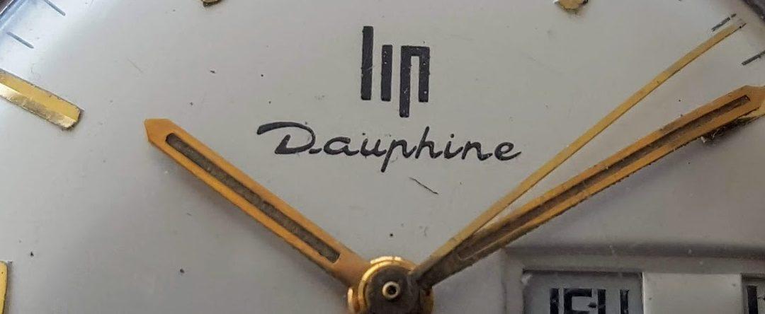 1957 – 1973 : Lip Dauphine, «l'heure Lip» pour tous