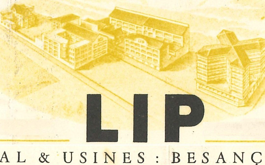 1903 – 1960/62 : L'usine moderne de la Mouillère de la S.A. d'Horlogerie LIPMANN Frères, rue des Chalets.