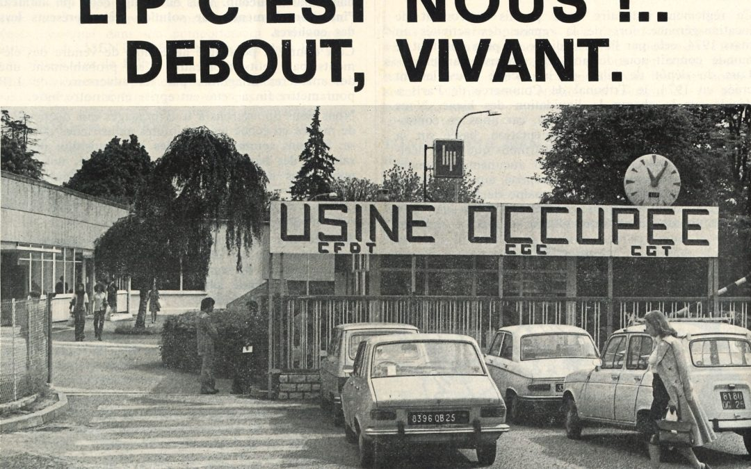 1976 – 1977 : LE SECOND CONFLIT LIP ET L'AUTOGESTION