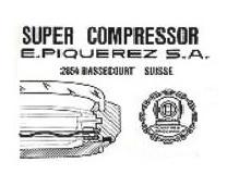 Brevet boîtier Super Compressor EPSA Lip Nautic Ski Eletcronic